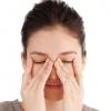秋冬过敏性鼻炎易复发 穴位按摩可治疗