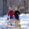 冬季运动避开五禁忌 动作过猛易引起高血压
