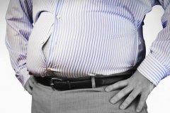 男人发福怎办? 5招助你减掉大肚腩