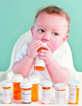 """宝宝用药应该避免的三个常见""""雷区"""""""