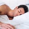男子睡觉时痛醒就医 六方法调理好睡眠