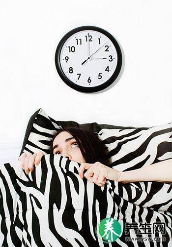 寒冬冷夜 妙招打造婴儿般优质睡眠