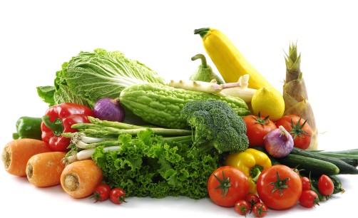 蔬菜能排毒