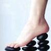 脚底按摩轻松打造水嫩白皙美肌