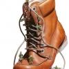 冬季穿靴脚易臭 中医根治有良方