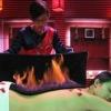 冬季温补养肾可采用中医火疗法