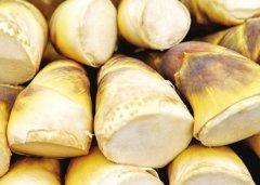 食用竹笋可以解决长期便秘