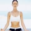 美容瑜伽动作帮助改善肌肤问题