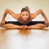 瑜伽体位法排毒清肠又瘦腰腹
