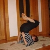 贫血练瑜伽 肩倒立式瑜伽改善贫血