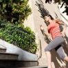 爬楼梯运动减少膝关节损害三要点