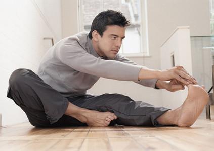 男士轻轻松松减肥瑜伽招式