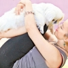 别样的养生术:人犬瑜伽