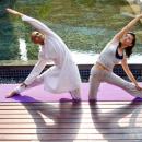 哈达瑜伽让你肌肉更富有弹性健康