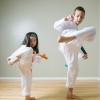 武术健身之跆拳道标准动作
