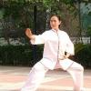 练太极拳保健对人体各部位姿势的要求