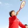 老年人健身保健可选太极柔力球
