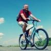 周末最佳健身方法 户外骑车健身乐在其中