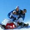 初学者滑雪技巧及着装选择