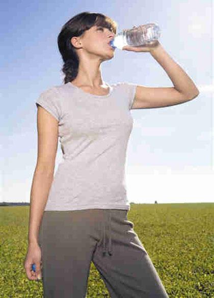 带足饮用水