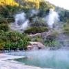 元旦出游泡温泉 国内6大温泉感受自然风情