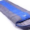 户外旅游如何选择睡袋为宜?