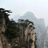 旅游登山选择黄山