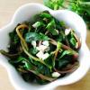 春季多吃野菜好处多多 马兰头可预防感冒