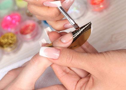 预防灰指甲