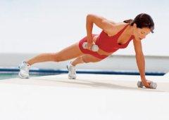居家健身动作 在家就能全身瘦的运动