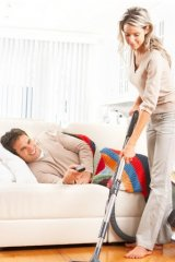 主妇6个小运动在家做家务都能瘦