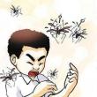 对付蚊叮虫咬有这些妙招