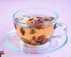 秋季适合白领的6款滋补润燥养生茶饮