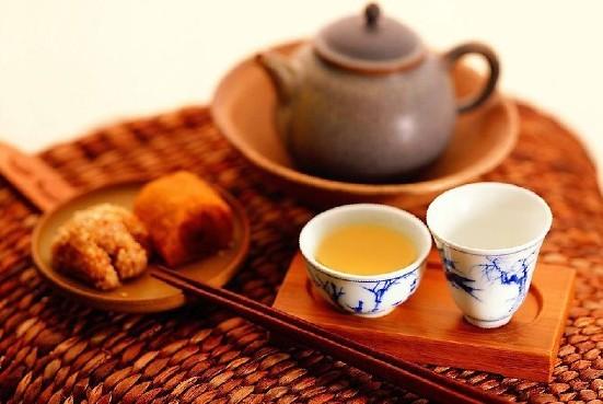 多喝茶好处多