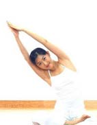 提高性能力增强性趣的瑜伽四式
